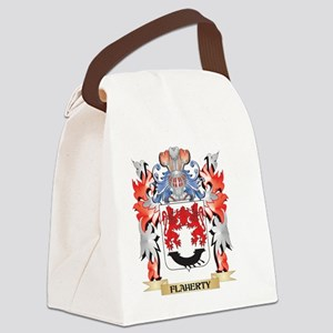 Flaherty Coat of Arms - Family Cr Canvas Lunch Bag