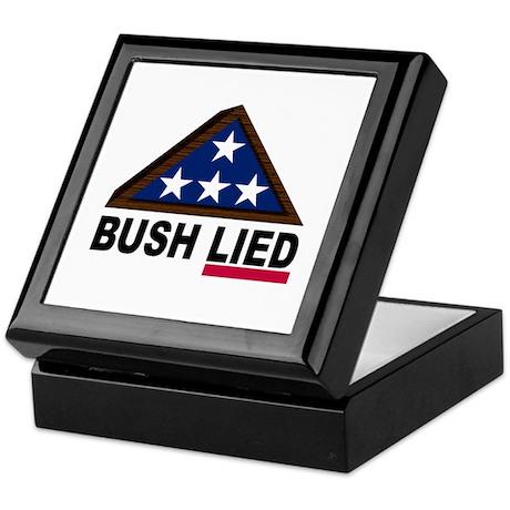 BUSH LIED Keepsake Box