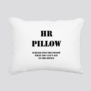 HR Pillo Rectangular Canvas Pillow