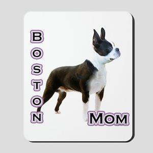 Boston Mom4 Mousepad