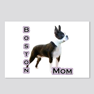 Boston Mom4 Postcards (Package of 8)