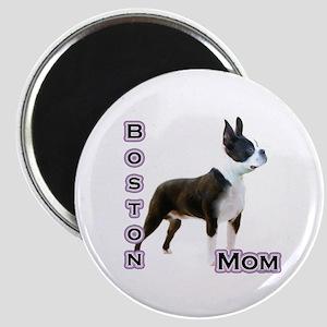 Boston Mom4 Magnet