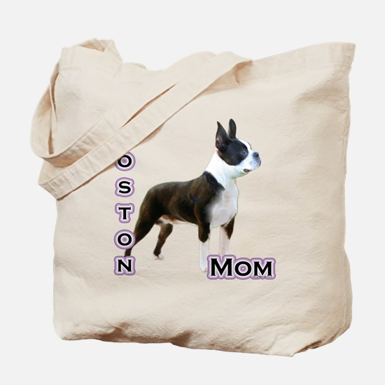 Boston Mom4 Tote Bag