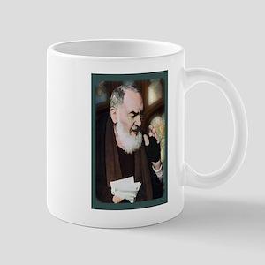 Saint Pio of Pietrelcina (Style B) Mug