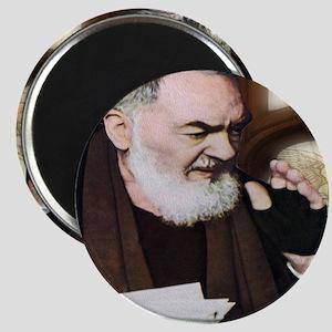 Saint Pio of Pietrelcina (Style B) Magnet
