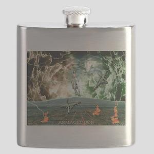 Battle Of Armageddon Flask