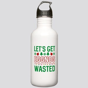 Eggnog Wasted Stainless Water Bottle 1.0L