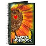 Hudson Valley Sunflower Art Journal
