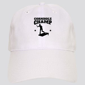 Cornhole Champ Baseball Cap