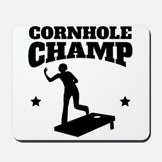 Cornhole Champ Mousepad