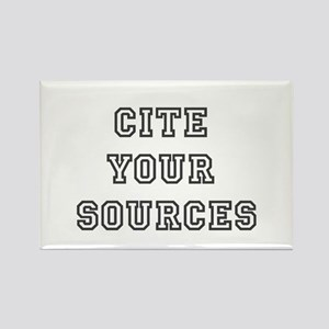 Cite your sources Magnets