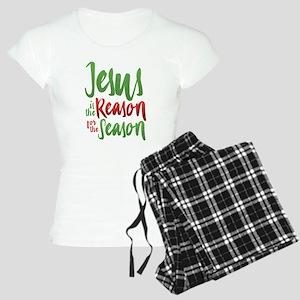 Jesus is the Reason Women's Light Pajamas