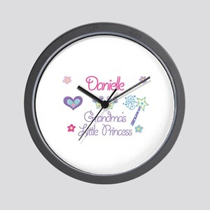Danielle - Grandma's Little P Wall Clock