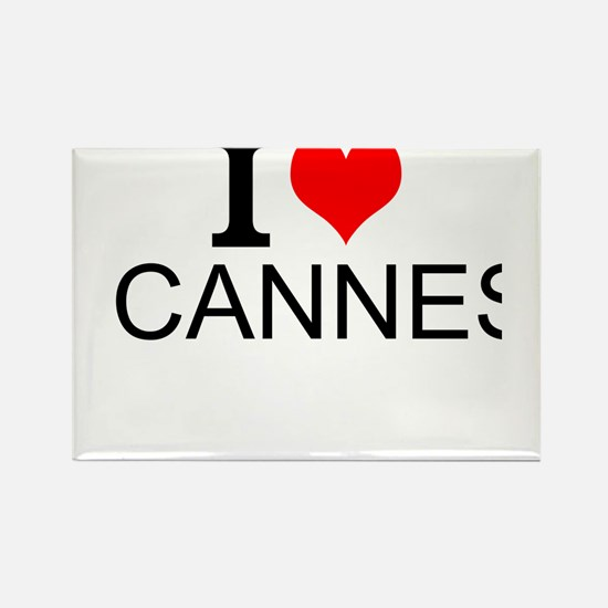 I Love Cannes Magnets