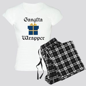 Gangsta Wrapper Women's Light Pajamas