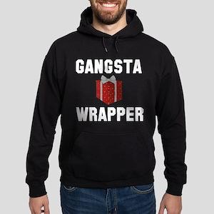 Gangsta Wrapper Hoodie (dark)