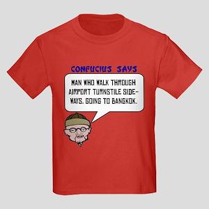 Bangkok Kids Dark T-Shirt