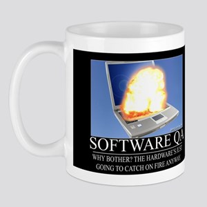 Software QA Mug