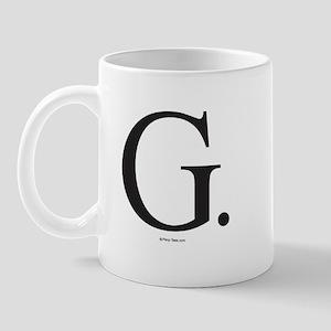 Pimp G. ~  Mug