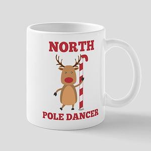 North Pole Dancer Mug