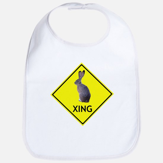 Jackrabbit Crossing Bib