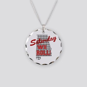 Saturday We Roll Necklace