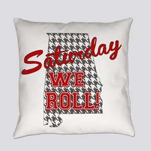 Saturday We Roll Everyday Pillow