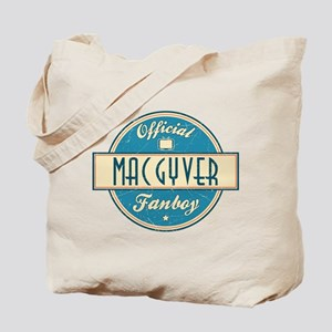 Official MacGyver Fanboy Tote Bag