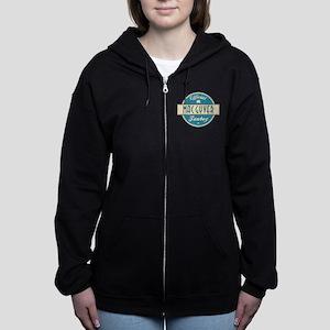 Official MacGyver Fanboy Women's Zip Hoodie