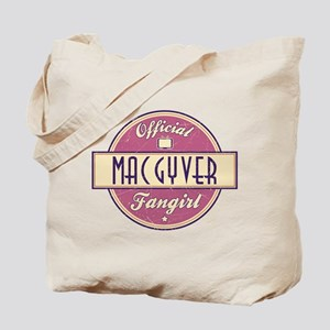 Official MacGyver Fangirl Tote Bag