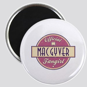 Official MacGyver Fangirl Magnet