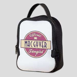Official MacGyver Fangirl Neoprene Lunch Bag