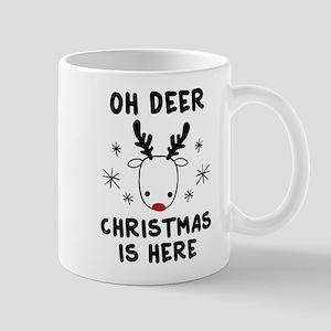 Oh Deer Mug