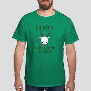 Oh Deer Dark T-Shirt