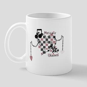 Musically Chained Mug