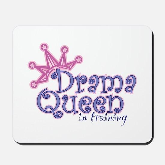 Drama Queen I.T. Mousepad