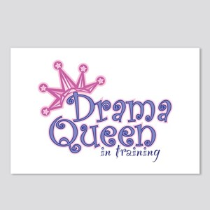 Drama Queen I.T. Postcards (Package of 8)