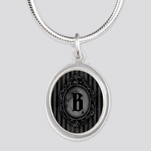 MONOGRAM Gothic Frame Spider Necklaces