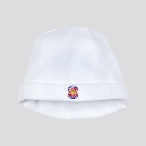 Chinese Zodiac Rooster baby hat