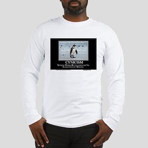 Cynicism Long Sleeve T-Shirt