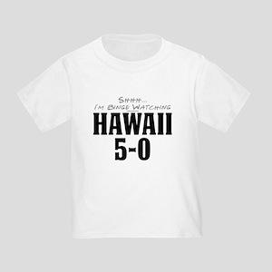 Shhh... I'm Binge Watching Hawaii 5-0 Infant/Toddl