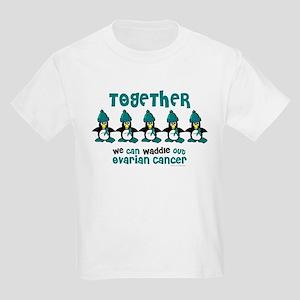 Winter Penguin 4 (OC) Kids Light T-Shirt