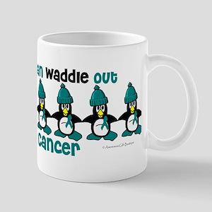 Winter Penguin 4 (OC) Mug