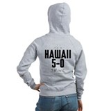 Hawaii50tv Zip Hoodies