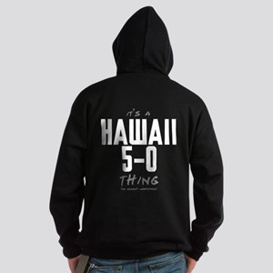 It's a Hawaii 5-0 Thing Dark Hoodie