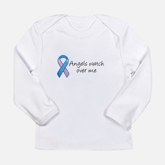 Angels watch over me Long Sleeve T-Shirt