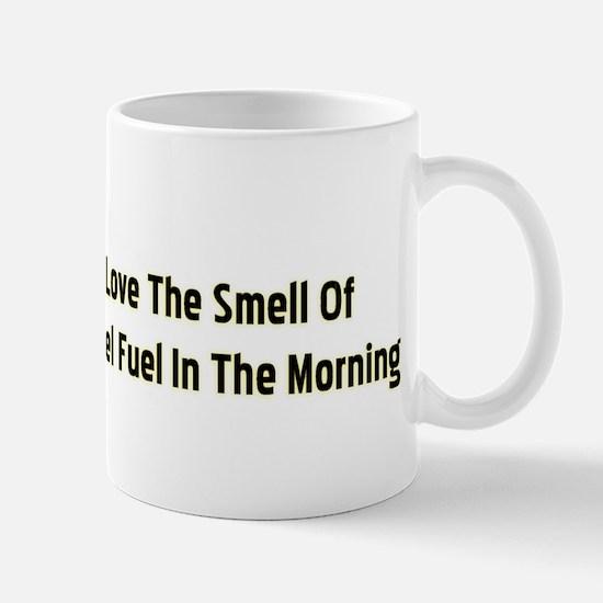 Diesel Fuel Mugs