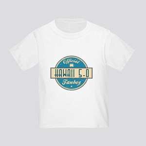 Official Hawaii 5-0 Fanboy Infant/Toddler T-Shirt