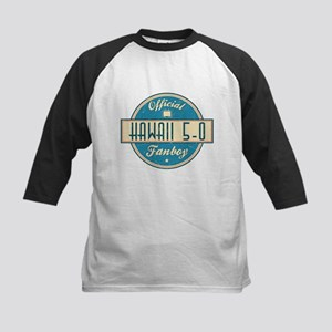 Official Hawaii 5-0 Fanboy Kids Baseball Jersey