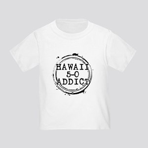 Hawaii 5-0 Addict Stamp Infant/Toddler T-Shirt